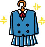 女子制服イメージ
